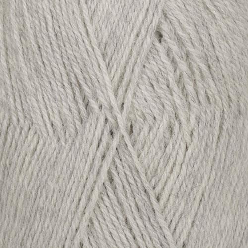 Flora - 0003 Lys grå MIX 50 gr
