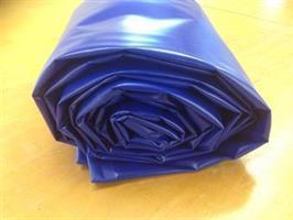Miljöpresenning 3x4m blå