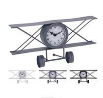 Bordklokke Fly - Hvit