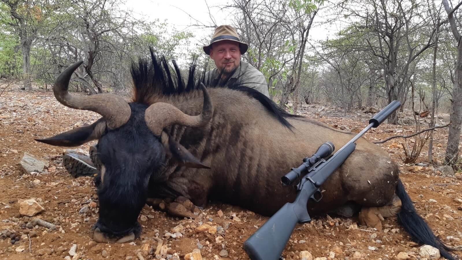 Namibian metsätysmatkat